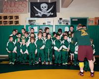 6877 Rockbusters Wrestlers 2010
