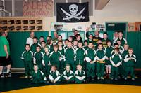 6879 Rockbusters Wrestlers 2010