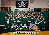 6880 Rockbusters Team 2010