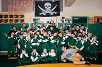 6884 Rockbusters Wrestlers 2010