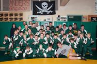 6886 Rockbusters Wrestlers 2010