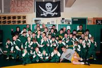6889 Rockbusters Wrestlers 2010