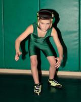 6921 Rockbusters Wrestlers 2010