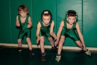 6923 Rockbusters Wrestlers 2010