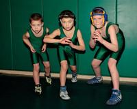 6932 Rockbusters Wrestlers 2010