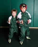 0099 Rockbusters Wrestlers 2009