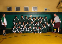0150 Rockbusters Wrestling Team 2009