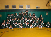 0163 Rockbusters Wrestling Team 2009