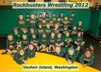 1555-a Rockbusters Wrestlers 2012