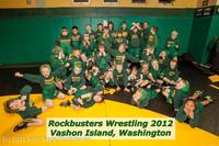 1565-a Rockbusters Wrestlers 2012