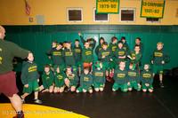 2534 Rockbusters Wrestlers 2012