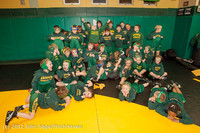 2561 Rockbusters Wrestlers 2012