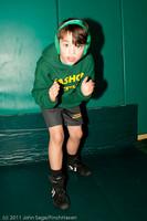 6467 Rockbusters wrestlers 2011