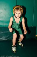 6469 Rockbusters wrestlers 2011
