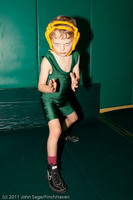 6475 Rockbusters wrestlers 2011