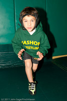 6533 Rockbusters wrestlers 2011