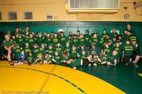 6571 Rockbusters wrestlers 2011