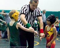 18062 Rockbusters Wrestling meet 110511