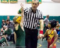 18063 Rockbusters Wrestling meet 110511