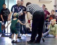 18115 Rockbusters Wrestling meet 110511
