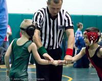 18162 Rockbusters Wrestling meet 110511