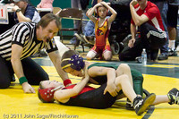 18534 Rockbusters Wrestling meet 110511
