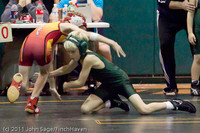 20607 Rockbusters Wrestling meet 110511