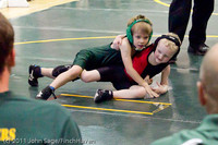 21327 Rockbusters Wrestling meet 110511