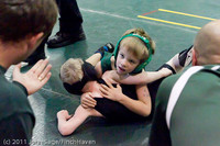 21362 Rockbusters Wrestling meet 110511